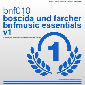 Boscida Und Farcher Essentials V1 Albumcover