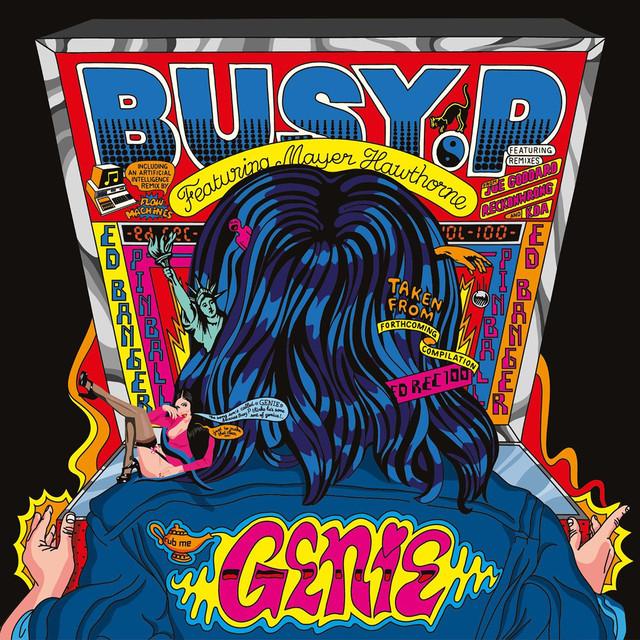 Genie (feat. Mayer Hawthorne)