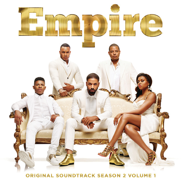Album cover for Empire: Original Soundtrack, Season 2 Volume 1 by Empire Cast