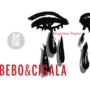 Lagrimas Negras (Edición 10 Aniversario) [En Directo] Albumcover