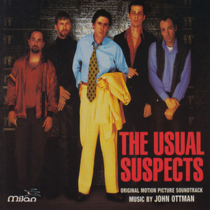 The Usual Suspects (Original Motion Picture Soundtrack) Albumcover