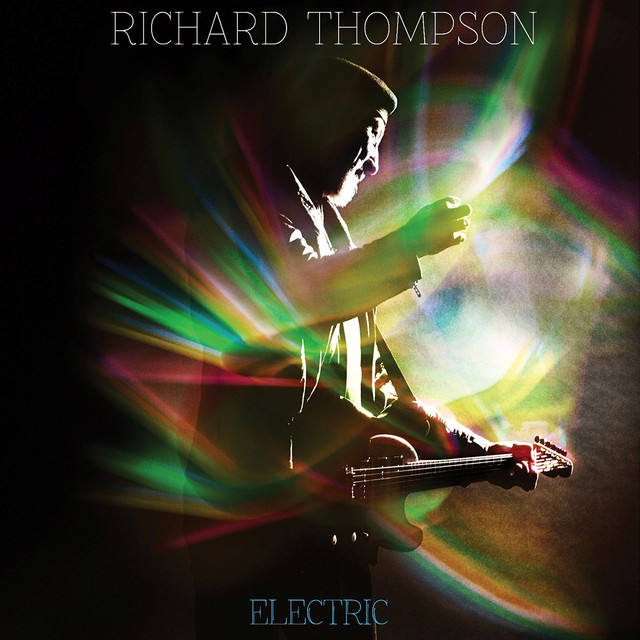 Richard Thompson Electric album cover