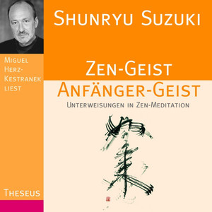 Zen-Geist Anfänger-Geist (Unterweisungen in Zen-Meditation)