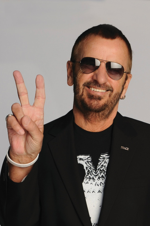 Ringo Starr Shine Silently cover