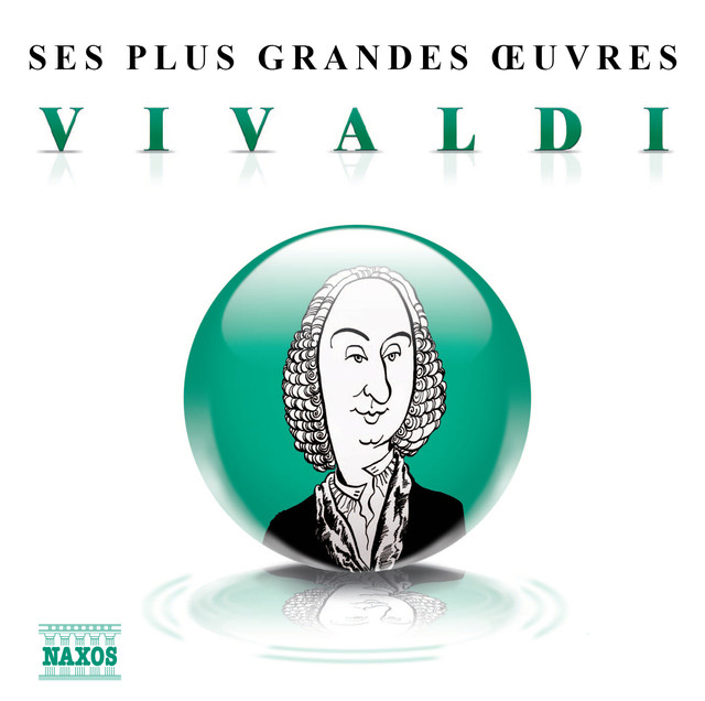 Vivaldi: Ses plus grandes œuvres Albumcover