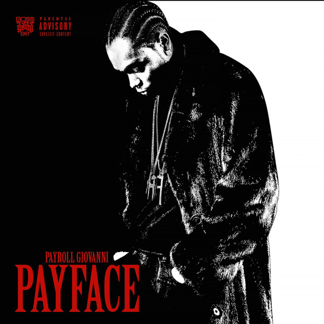 Album cover for Payface by Payroll Giovanni