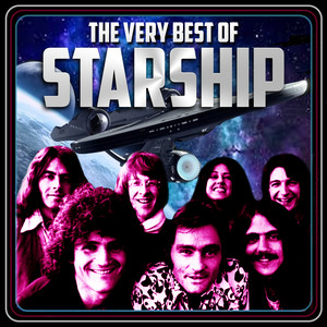 The Very Best of Starship Albumcover
