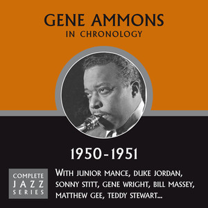 Complete Jazz Series 1950 - 1951 album