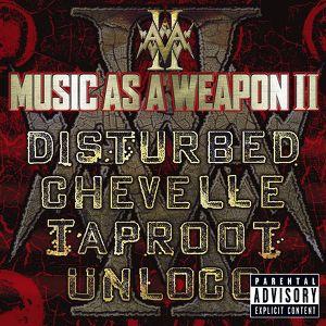 Music As A Weapon II Albumcover