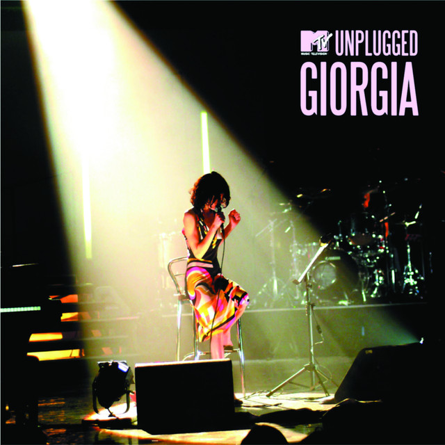 Giorgia Giorgia album cover