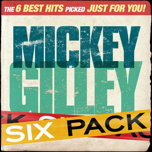 Six Pack - Mickey Gilley - EP album