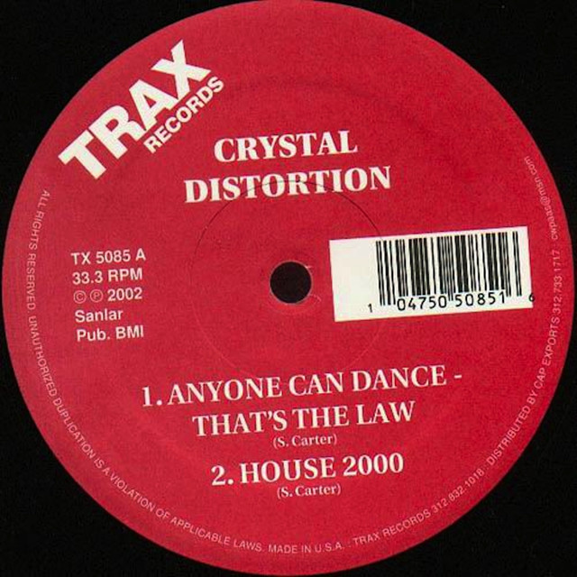 Crystal Distortion