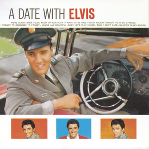 A Date With Elvis Albumcover