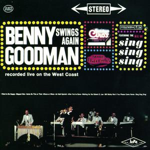 Benny Goodman Swings Again album