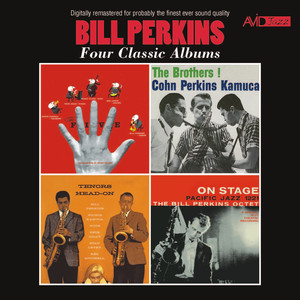 Four Classic Albums (The Five / The Brothers! / Tenors Head-On / On Stage) [Remastered] album