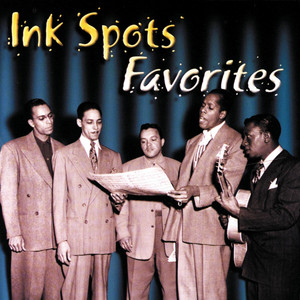 The Ink Spots I'll Never Smile Again cover