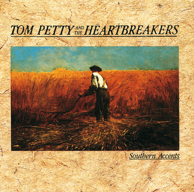 Tom Petty Southern Accents album cover