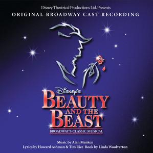 Gary Beach, Barbara Marineau, Heath Lamberts, Beth Fowler, Stacey Logan, Brian Press, Broadway Cast of Beauty and the Beast Human Again cover