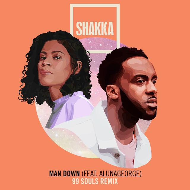 Man Down (feat. AlunaGeorge) [99 Souls Remix]