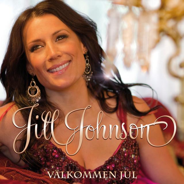 Skivomslag för Jill Johnson: Välkommen Jul