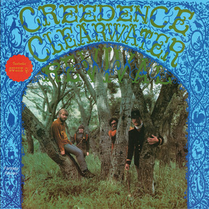 Creedence Clearwater Revival (40th Anniversary Edition) Albumcover