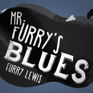 Mr Furry's Blues album
