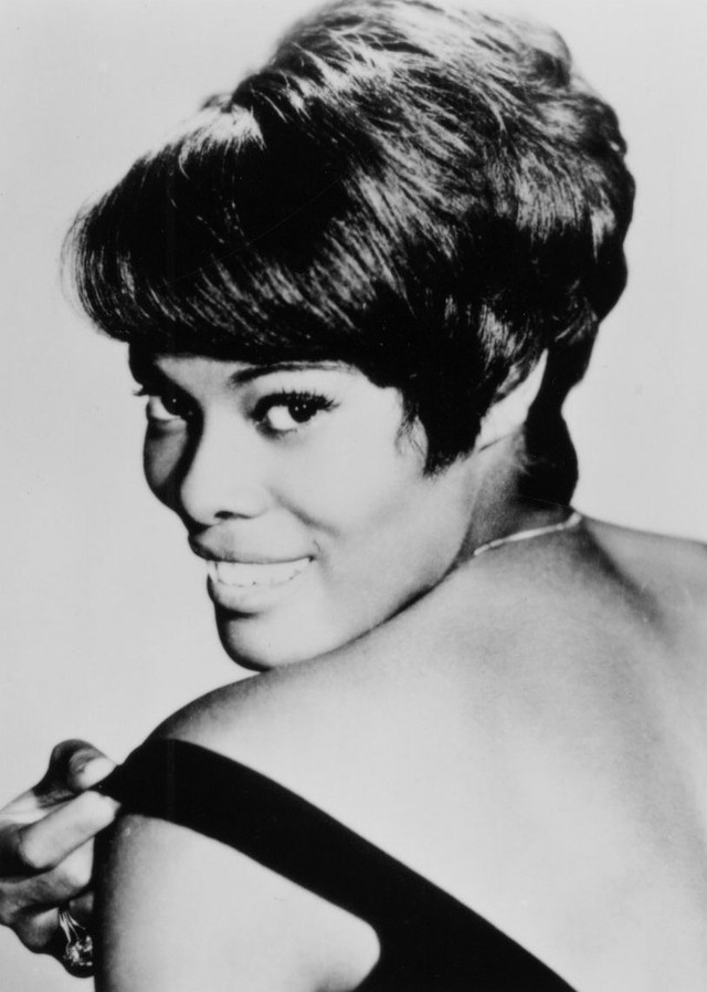 Dionne Warwick, Patti LaBelle, Gladys Knight Superwoman [Edit] cover
