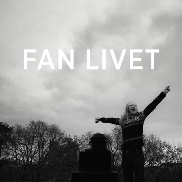 Skivomslag för Jörgen Thorsson: Fan Livet