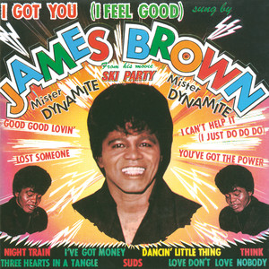 James Brown & The Famous Flames Good Good Lovin' cover