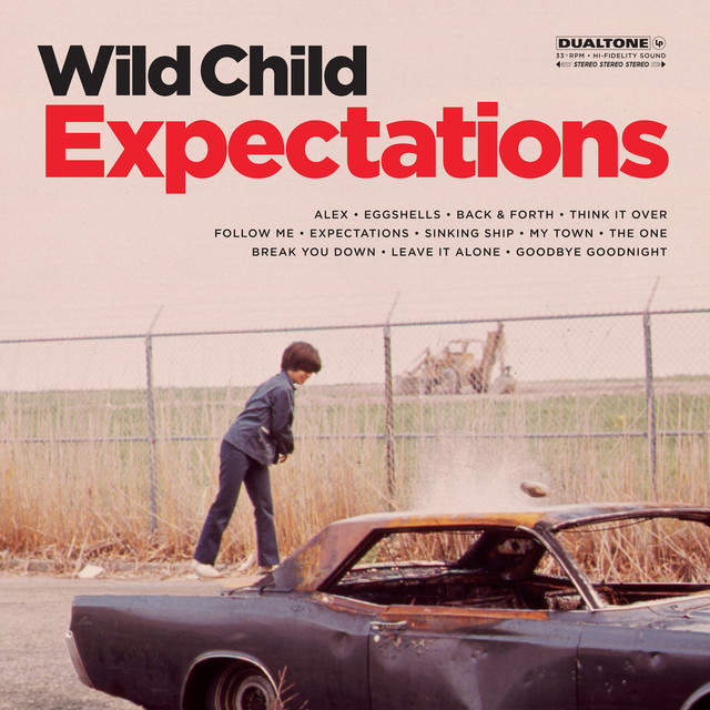 Album cover for Expectations by Wild Child
