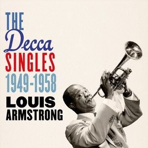Louis Armstrong, Gordon Jenkins & His Orchestra I'll Walk Alone cover