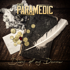 Diary Of My Demons (Deluxe) Albumcover