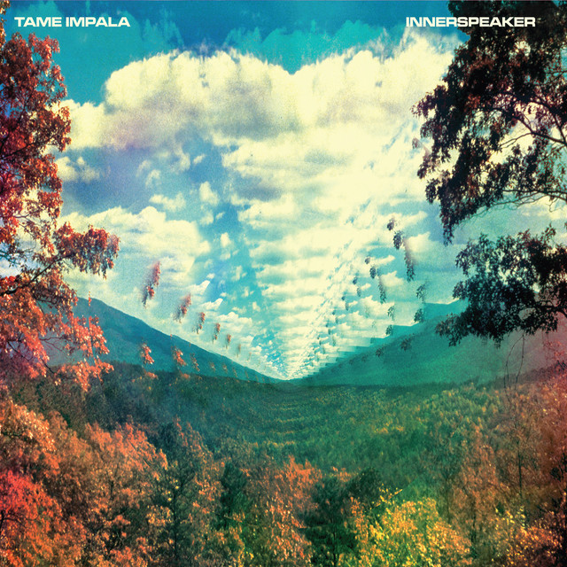 Album cover for InnerSpeaker by Tame Impala
