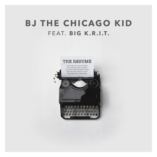 the resume by bj the chicago kid on spotify