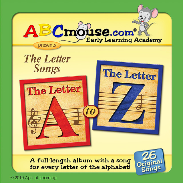 The Letter Songs A To Z By ABCMouse.com On Spotify
