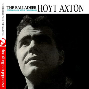 The Balladeer: Recorded Live At The Troubadour (Digitally Remastered) album