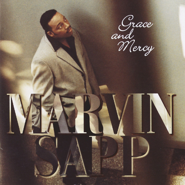 Marvin Sapp - Grace and Mercy cover