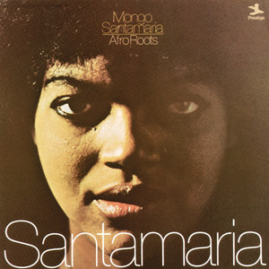 Album cover for Afro Roots by Mongo Santamaria