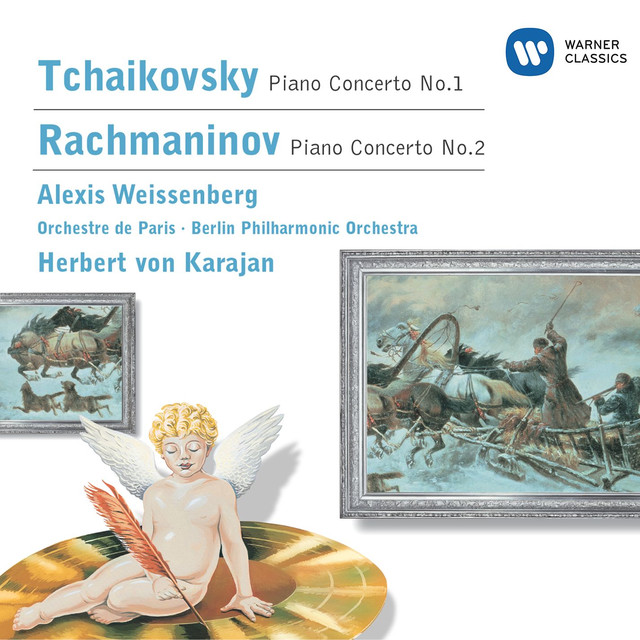 Tchaikovsky: Piano Concerto No.1 - Rachmaninoff: Piano Concerto No.2