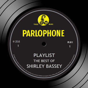 Playlist: The Best Of Shirley Bassey album