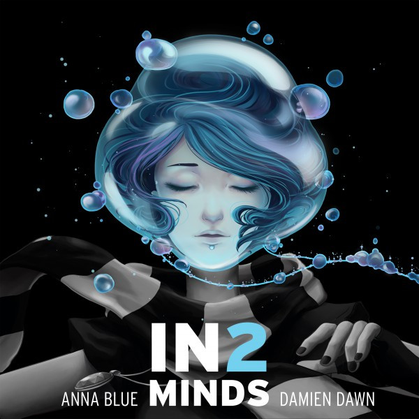 Album cover for IN2 MINDS (Deluxe Version) by Anna Blue, Damien Dawn