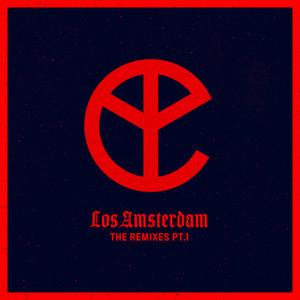 Los Amsterdam (Remixes, Pt. 1)