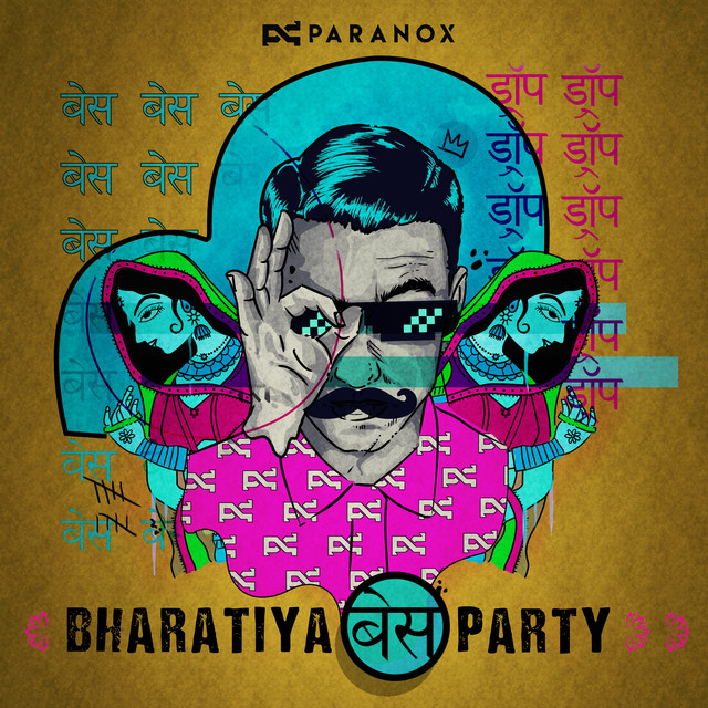 "Paranox Releases First Track From ""Bhartiya Bass Party"""