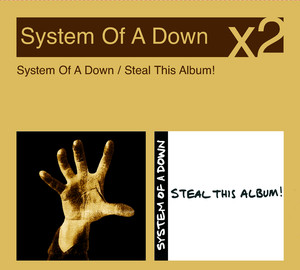 System of a Down Innervision cover