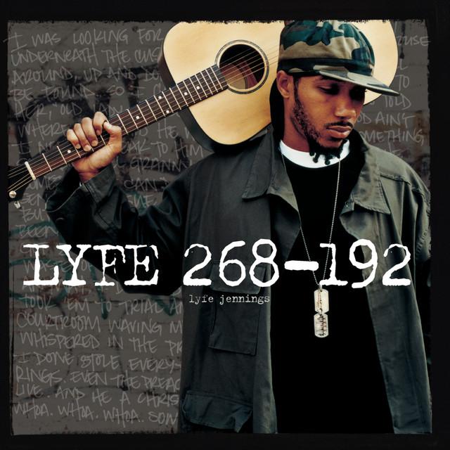 Lyfe Jennings Lyfe 268-192 album cover
