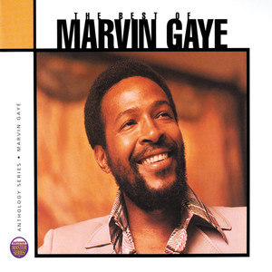 Anthology: The Best Of Marvin Gaye Albumcover