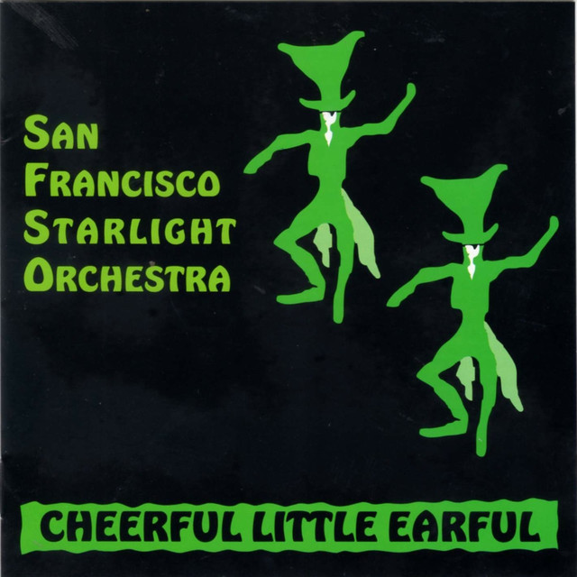 Persian Rug, A Song By San Francisco Starlight Orchestra