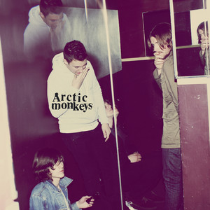 Arctic Monkeys Fire and the Thud cover