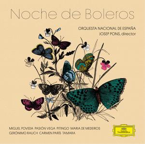Noche De Boleros album