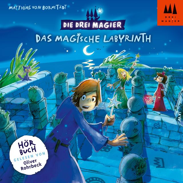 Die Drei Magier Cover